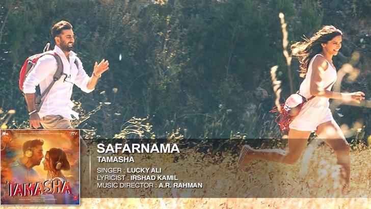 Safarnama Guitar Chords Strumming Pattern – Tamasha