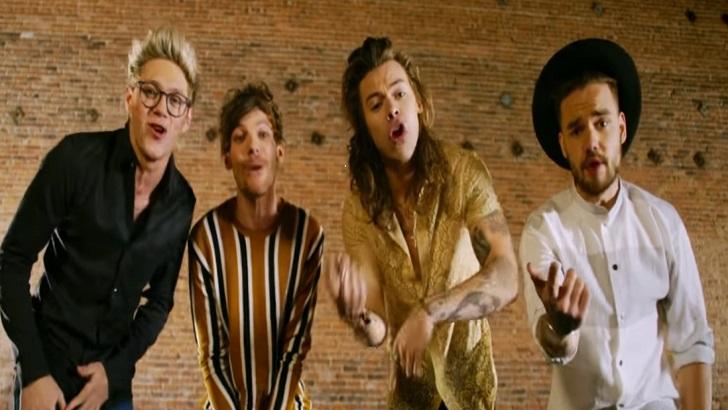 Olivia Guitar chords | Strumming Pattern - One Direction