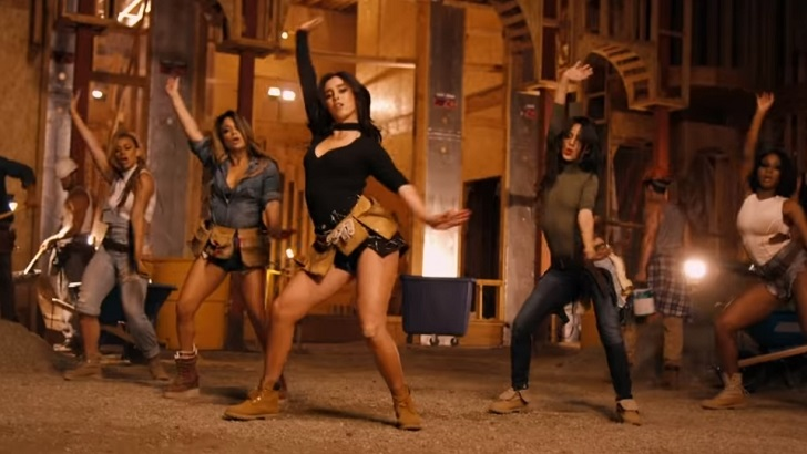 Work From Home Guitar Chords Strumming Pattern – Fifth Harmony