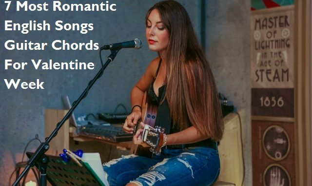 Most romantic english songs