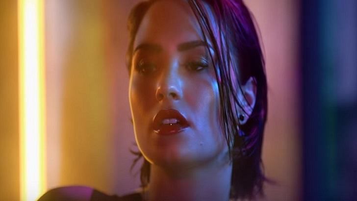Body Say Guitar Chords Strumming Pattern – Demi Lovato