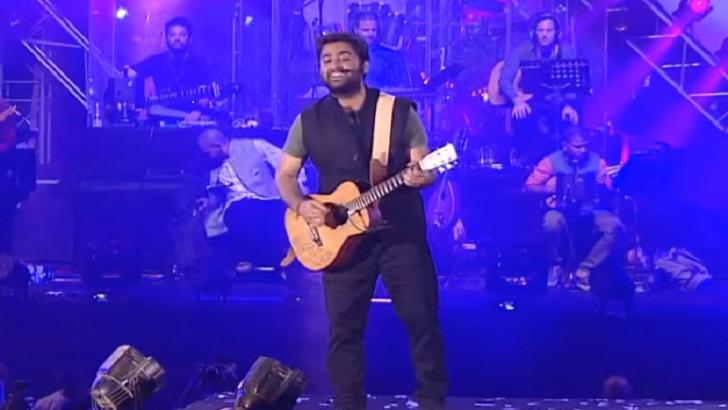 Hamari Adhuri Kahani Guitar Chords – Arijit Singh