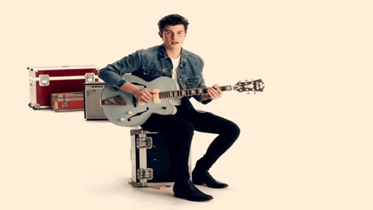 In My Blood Guitar Chords Strumming Pattern Shawn Mendes