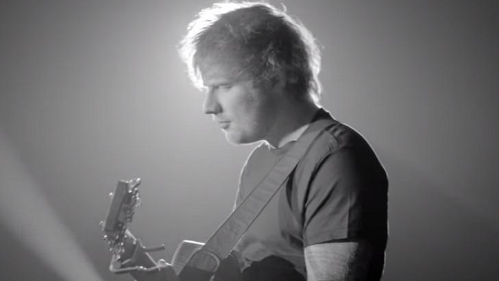 Photograph Guitar Chords Strumming Pattern – Ed Sheeran