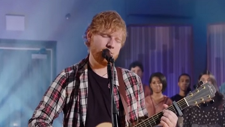 Shape Of You Guitar Chords Strumming Pattern - Ed Sheeran