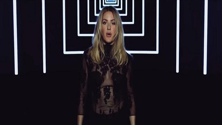 Still Falling For You Guitar Chords Strumming Pattern - Ellie Goulding