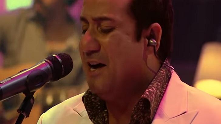 Tu Na Jaane Aas Pass Hai Khuda Guitar Chords Strumming Pattern