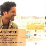 Zara Si Dosti Guitar Chords Strumming Pattern – Happy Bhag Jayegi-min