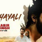 Bekhayali - arijit Singha - Kabir Singh